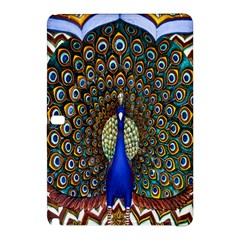 The Peacock Pattern Samsung Galaxy Tab Pro 10.1 Hardshell Case