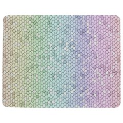 The Background Wallpaper Mosaic Jigsaw Puzzle Photo Stand (Rectangular)