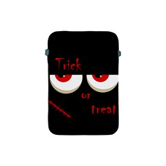 Halloween  Trick or treat  - monsters red eyes Apple iPad Mini Protective Soft Cases