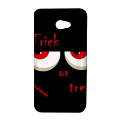 Halloween  Trick or treat  - monsters red eyes HTC Butterfly S/HTC 9060 Hardshell Case