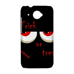 Halloween  Trick or treat  - monsters red eyes HTC Desire 601 Hardshell Case