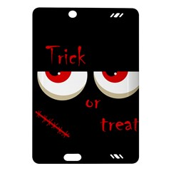 Halloween  Trick or treat  - monsters red eyes Amazon Kindle Fire HD (2013) Hardshell Case
