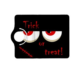 Halloween  Trick or treat  - monsters red eyes Kindle Fire HD (2013) Flip 360 Case