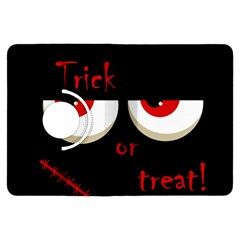 Halloween  Trick or treat  - monsters red eyes Kindle Fire HDX Flip 360 Case
