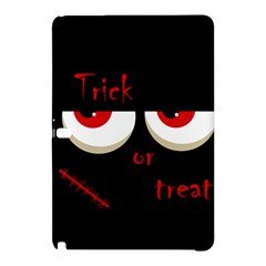 Halloween  Trick or treat  - monsters red eyes Samsung Galaxy Tab Pro 10.1 Hardshell Case