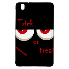 Halloween  Trick or treat  - monsters red eyes Samsung Galaxy Tab Pro 8.4 Hardshell Case