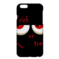 Halloween  Trick or treat  - monsters red eyes Apple iPhone 6 Plus/6S Plus Hardshell Case