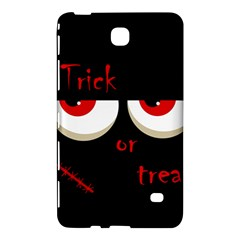 Halloween  Trick or treat  - monsters red eyes Samsung Galaxy Tab 4 (8 ) Hardshell Case