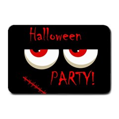 Halloween party - red eyes monster Plate Mats