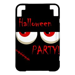 Halloween party - red eyes monster Kindle 3 Keyboard 3G