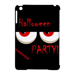 Halloween party - red eyes monster Apple iPad Mini Hardshell Case (Compatible with Smart Cover)