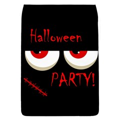 Halloween party - red eyes monster Flap Covers (L)