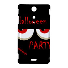 Halloween party - red eyes monster Sony Xperia TX