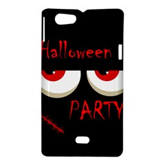 Halloween party - red eyes monster Sony Xperia Miro