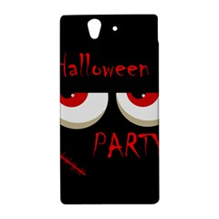 Halloween party - red eyes monster Sony Xperia Z