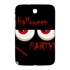 Halloween party - red eyes monster Samsung Galaxy Note 8.0 N5100 Hardshell Case