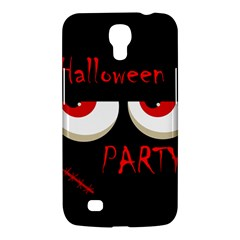 Halloween party - red eyes monster Samsung Galaxy Mega 6.3  I9200 Hardshell Case