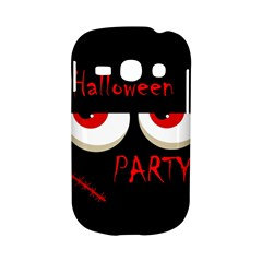 Halloween party - red eyes monster Samsung Galaxy S6810 Hardshell Case