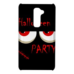 Halloween party - red eyes monster LG G2