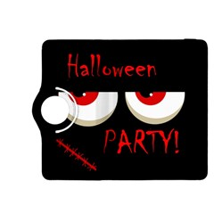 Halloween party - red eyes monster Kindle Fire HDX 8.9  Flip 360 Case