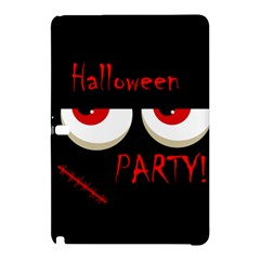 Halloween party - red eyes monster Samsung Galaxy Tab Pro 10.1 Hardshell Case