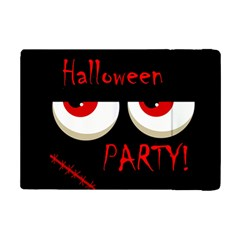 Halloween party - red eyes monster iPad Mini 2 Flip Cases