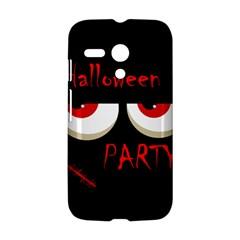 Halloween party - red eyes monster Motorola Moto G