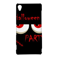 Halloween party - red eyes monster Sony Xperia Z3
