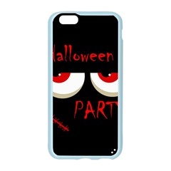 Halloween party - red eyes monster Apple Seamless iPhone 6/6S Case (Color)