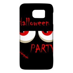 Halloween party - red eyes monster Galaxy S6