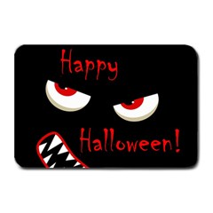 Happy Halloween - red eyes monster Plate Mats