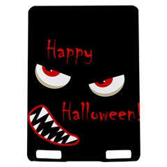 Happy Halloween - red eyes monster Kindle Touch 3G