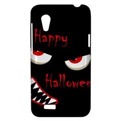 Happy Halloween - red eyes monster HTC Desire VT (T328T) Hardshell Case