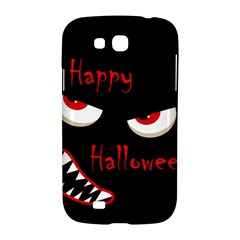 Happy Halloween - red eyes monster Samsung Galaxy Grand GT-I9128 Hardshell Case