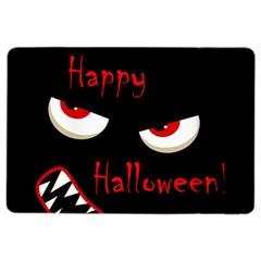 Happy Halloween - red eyes monster iPad Air 2 Flip