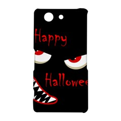 Happy Halloween - red eyes monster Sony Xperia Z3 Compact