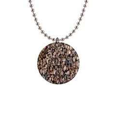 Nitter Stone Button Necklaces