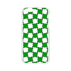 Optical Illusion Apple Seamless iPhone 6/6S Case (Transparent)