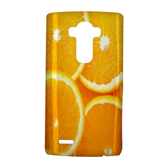 Orange Fruit Lg G4 Hardshell Case