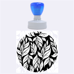Palm Coconut Tree Rubber Round Stamps (large)