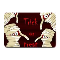Halloween mummy Plate Mats