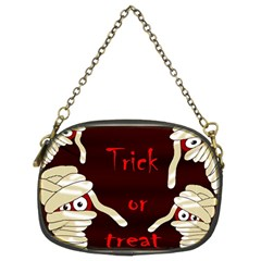 Halloween mummy Chain Purses (Two Sides)
