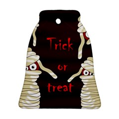 Halloween mummy Ornament (Bell)