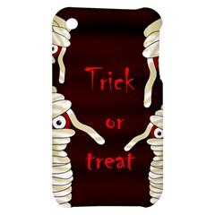 Halloween mummy Apple iPhone 3G/3GS Hardshell Case