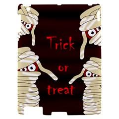 Halloween mummy Apple iPad 2 Hardshell Case