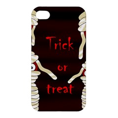 Halloween mummy Apple iPhone 4/4S Premium Hardshell Case