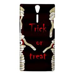 Halloween mummy Sony Xperia S