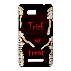 Halloween mummy HTC One SU T528W Hardshell Case