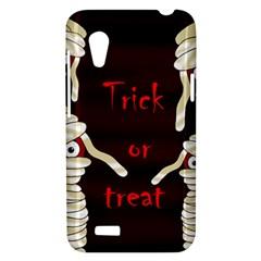 Halloween mummy HTC Desire VT (T328T) Hardshell Case