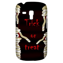 Halloween mummy Samsung Galaxy S3 MINI I8190 Hardshell Case